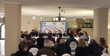 Συνέντευξη Τύπου για το f-4 του Κυπελλου πόλο Γυναικών στη Χίο