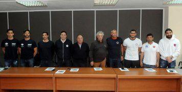 Συνέντευξη Τύπου για το final four του Κυπελλου πόλο Ανδρών στη Χίο