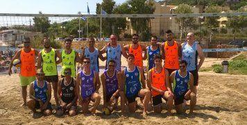 Beach Volley Karfas Cup 2018 - αφιερωμένο στη μνήμη του Γιώργου Κόρμαλου