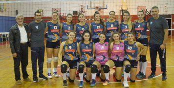 Η ομάδα του Νηρέα Καρδαμύλων στο πρωτάθλημα της Α2 βόλεϊ Γυναικών 2018-2019
