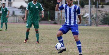 Γιώργος Ξύδας: «Το γκολ είναι θέμα δουλειάς με όλη την ομάδα»