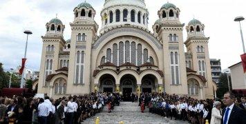 Δεν θα γιορταστεί μ' αυτό τον τρόπο ο πολιούχος της Πάτρας Άγιος Ανδρέας λόγω κορωνοϊού