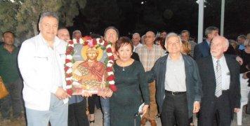 Η γιορτή του Αγίου Ισιδώρου στην Αθήνα