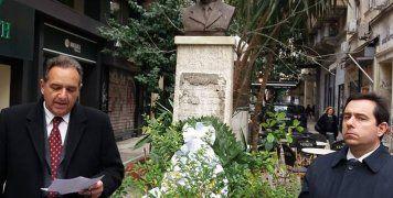 Κεντρικός ομιλητής στην εκδήλωση από τον Σύλλογο Καλλιμασιωτών Αττικής ο Αιμιλιανός Ευαγγελινός