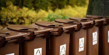 Κάδοι βιοαποβλήτων