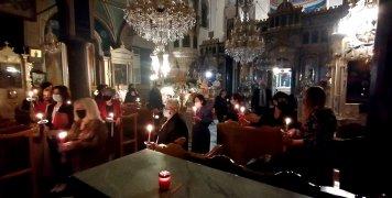 Δεύτε λάβετε φως, στον Άγιο Λουκά Λιβαδίων-φωτό Κυριάκος Δηράκης