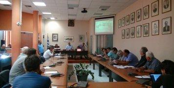 Συνεδρίαση του Δημοτικού Συμβούλιου