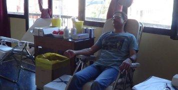 Εθελοντική αιμοδοσία Δασκάλων & Νηπιαγωγών Χίου