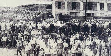 Tα Κεραμεία από το 1926 που δημιουργήθηκαν μέχρι και τη δεκαετία του '80 έδωσαν ζωή και ψωμί σε κόσμο και κοσμάκη που είχε δουλέψει εκεί.