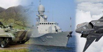 Τουλάχιστον 10 διs. ευρώ ετοιμάζεται να δαπανήσει η κυβέρνηση για εξοπλισμούς