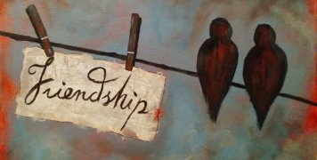 Περί φίλων και φιλίας...