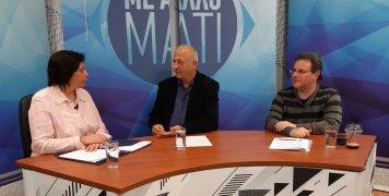 """Γιάννης Μαλαφής και Γιάννης Λαμπαδοχυτός μιλούν για τα προβλήματα του Νοσοκομείου Χίου στην """"Αλήθεια TV"""""""