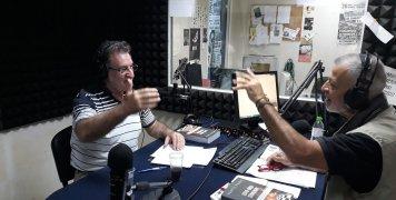 Τις ελληνο- τουρκικές κρίσεις του 1976 και 1987 στο Αιγαίο ανέλυσε ο Κώστας Μαρδάς στο ραδιόφωνο OPEN EΡΤ, καλεσμένος του δημοσιογράφου Γιάννη Κανελλάκη.