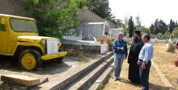 Το μοναδικό εν Ελλάδι ταφικό μνημείο τζιπ