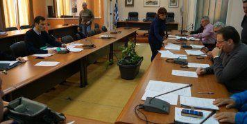 Συνεδρίαση της Οικονομικής επιτροπής