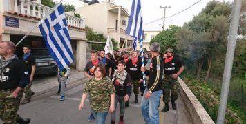 Η παρέλαση των Ρουκετατζήδων