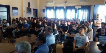 Επιτυχημένο σεμινάριο στις Οινούσσες για τους σπουδαστές της ΑΕΝ