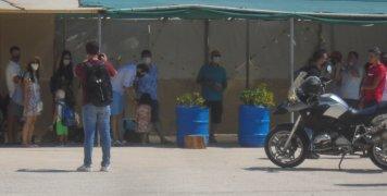 Περίεργη άφιξη 15 περίπου Τούρκων το μεσημέρι του Σαββάτου στην Αγία Ερμιόνη