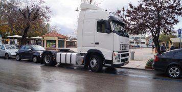 Ενας νέος τράκτορας προσθήκη στον στόλο οχημάτων του Δήμου Χίου