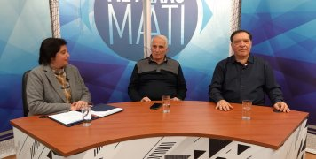 Άγης Τσιλίμης και Απόστολος Τζιώτης μιλούν για την ενεργειακή κατάσταση της Χίου σήμερα αλλά και... αύριο