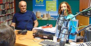 Από πρόσφατη συνέντευξη του Μ. Γεωργούλη και της Χρ. Γιαννόπαπα στελέχους του ευρωπαϊκού Οργανισμού διαστήματος