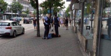 Ο δράστης συνελήφθη - ΦΩΤΟΓΡΑΦΙΕΣ