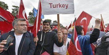 Nέα αντίδραση στην απαγόρευση της μετάδοσης του μηνύματος Ερντογάν