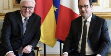 Ολάντ και Στάινμάιερ συμφώνησαν μετά το Brexit για αγώνα κατά του λαϊκισμού και του εξτρεμισμού