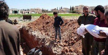 Βρετανοί επιστήμονες εντόπισαν υπολείμματα του αερίου σαρίν σε δείγματα που συλλέχθηκαν από την περιοχή της επίθεσης