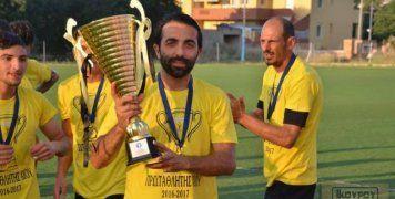 Η διοίκηση του Κανάρη σε ανακοίνωση που εξέδωσε ευχαριστεί δημόσια τον Κώστα Κάργατζη για την πολύχρονη παρουσία του στην ομάδα. Φωτό: www.sportschios.gr