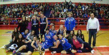 Για 2η συνεχόμενη χρονιά Κυπελλούχος στο μπάσκετ Γυναικών
