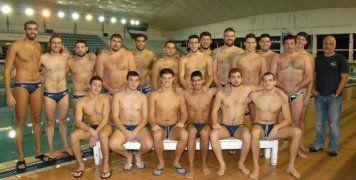 Η ανδρική ομάδα πόλο του ΝΟΧ, της περιόδου 2014-2015