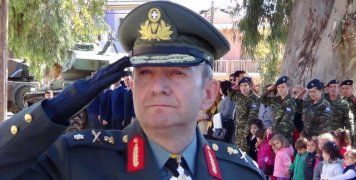 Αλλαγή φρουράς στην 96 ΑΔΤΕ. Τον Υποστράτηγο πλέον Δημόκριτο Ζερβάκη, αντικατάστησε ο Ταξίαρχος Γιάννης Παπαπροκοπίου