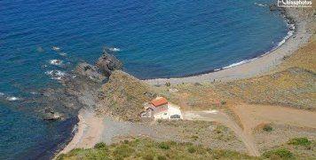 Η παραλία του Κρασά