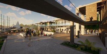 Ένα αναπτυξιακό έργο και μάλιστα μεγάλου μεγέθους είναι έτοιμο να αναπτυχθεί στο νησί, αυτό της Μαρίνας Χίου