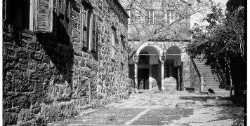 Το μοναστήρι των Αγίων Αναργύρων Θυμιανών, παλιά