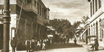 Τμήμα της Προκυμαίας με την οδό Κανάρη