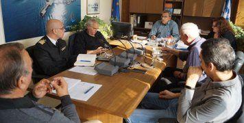 Συνεδρίασε η Λιμενική επιτροπή