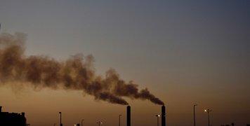 ατμοσφαιρική ρύπανση, καμινάδες