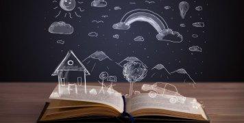 παιδικό βιβλίο, ζωγραφιές