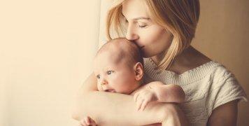 μητέρα, μωρό