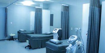 θάλαμος νοσοκομείου