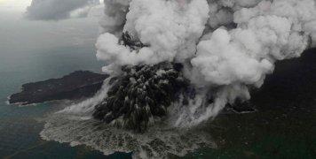 το ηφαίστειο Ανάκ Κρακατόα