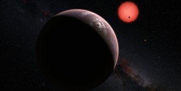 ο πλανήτης Proxima C