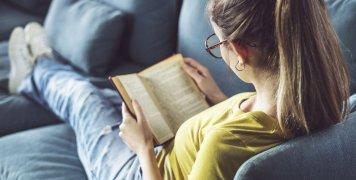 γυναίκα, διάβασμα