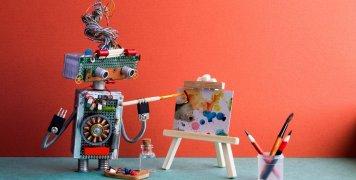 ρομπότ ζωγράφος