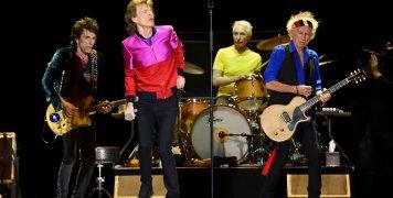 το συγκρότημα των Rolling Stones
