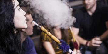 woman-smoking-hookah-and-wondering-is-hookah-bad-for-you