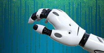 χέρι ρομπότ