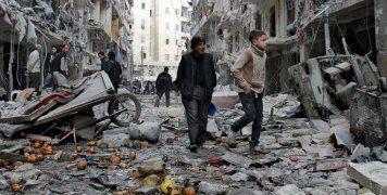 Συρία κάποτε χώρα